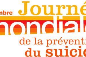 Journée mondiale de prévention du suicide