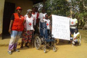 Des équipements médicaux arrivés au Cameroun