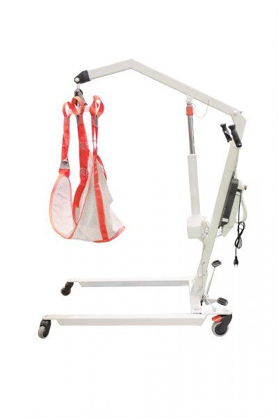Un lève-personne pour une personne âgée ou handicapée