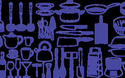Des ustensiles et des équipements adaptés pour cuisiner