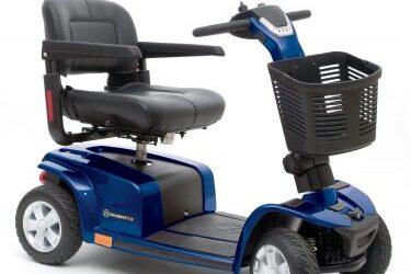 La mobilité motorisée pour personnes en perte d'autonomie