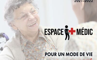 Espace+Médic publie son catalogue 2021 / 2022