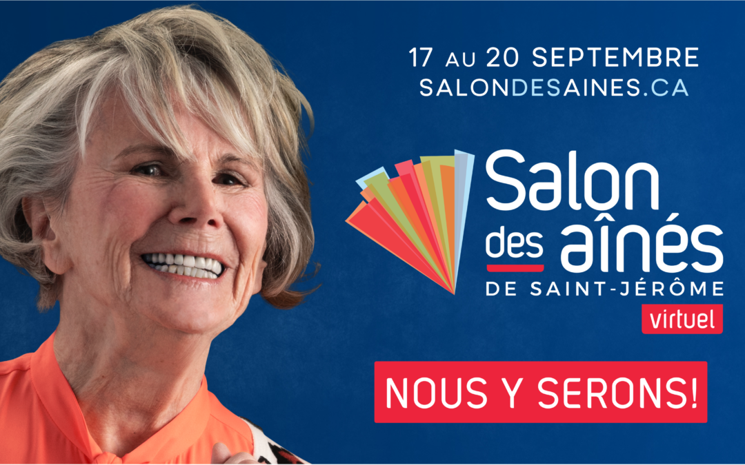 Le salon virtuel des aînés de Saint-Jérôme